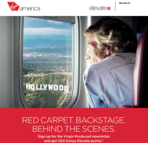 virgin america points